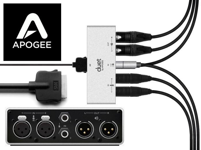 apogee duet 2 dj software audio interfaces dj and karaoke shop boomerang sounds. Black Bedroom Furniture Sets. Home Design Ideas