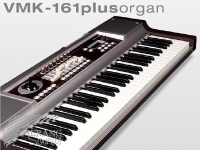 STUDIOLOGIC VMK161 Plus Organ > MIDI Controller Keyboards > MIDI