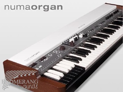 studiologic numa organ midi controller keyboards midi samplers synths shop boomerang sounds. Black Bedroom Furniture Sets. Home Design Ideas