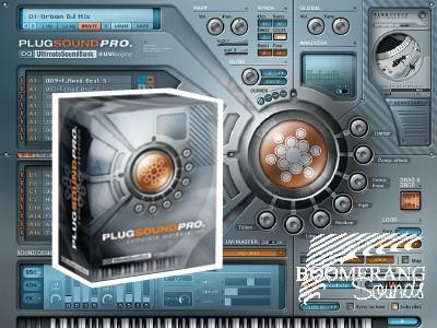 USB Plugsound Pro > Software Instruments > Computer Music
